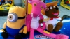 Minion, Pantera Rosa y Speedy