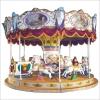 Vintage Carousel 16-seats